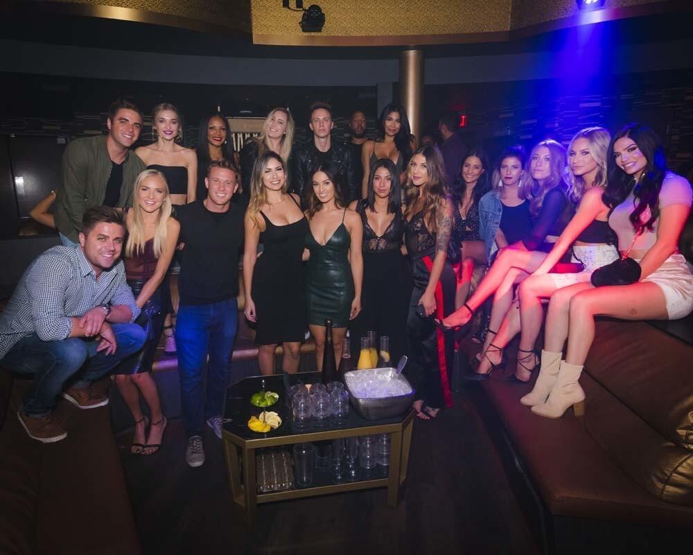 Club-goers enjoyed a show by Cash Cash at OMNIA San Diego on Friday, Nov. 17, 2017.