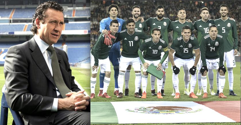 Jorge Valdano, ex futbolista, entrenador y analista, pone al Tri bajo la lupa.