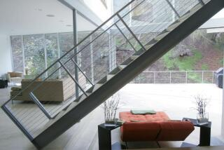 Hot Property   Floating Staircases