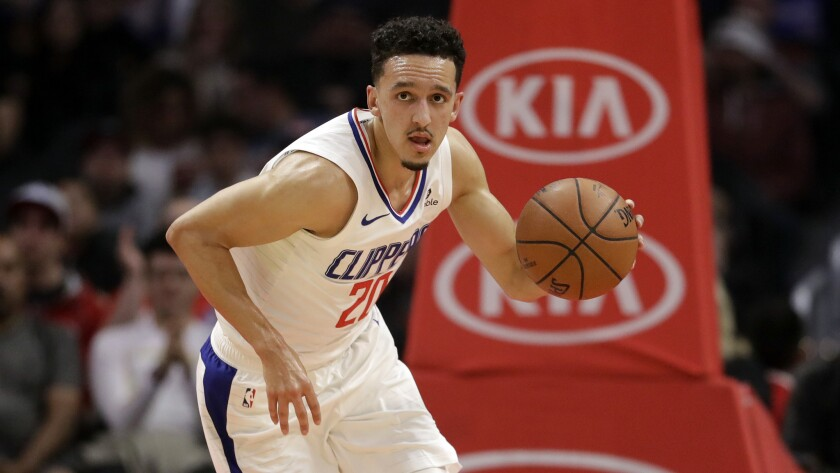 Landry Shamet's path to NBA began with strong family ties