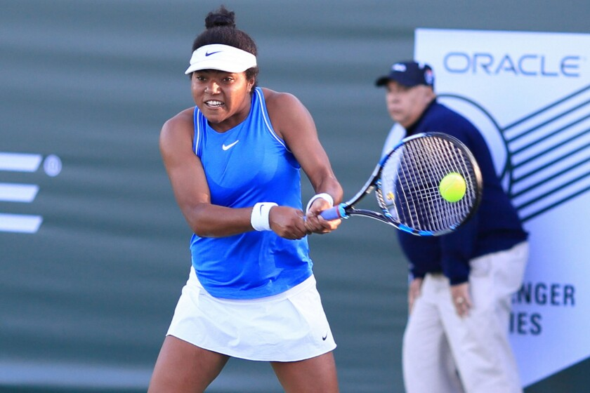San Diego's Haley Giavara will play college tennis for Cal.