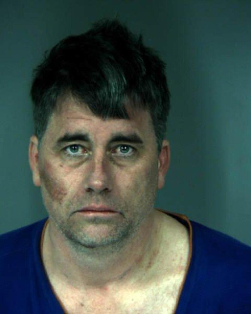 Gary Lee Bullock was arrested Thursday in connection with the killing of a popular priest in Eureka the day before.