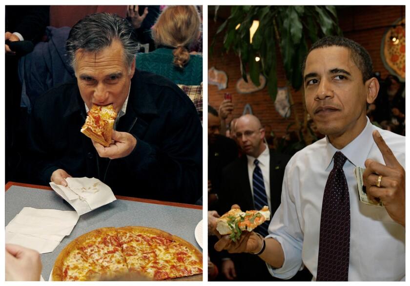 Pizza Hut rethinks its presidential debate ploy