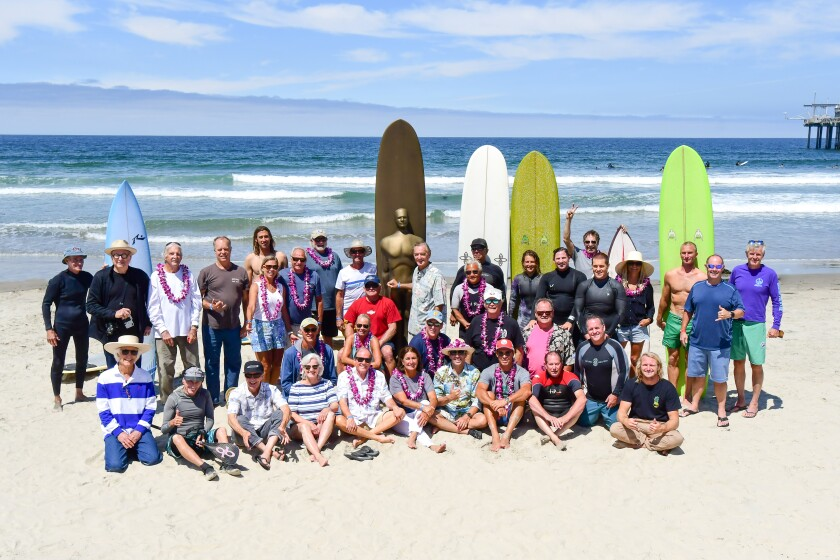 The 27th annual Luau & Legends of Surfing Invitational goes virtual this year on Sunday, Aug. 9.