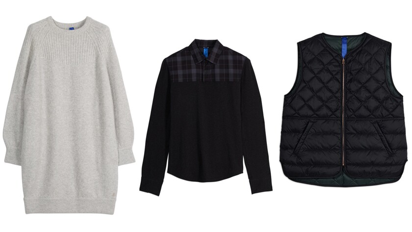 A look at selections from the recent fall collection by Kit and Ace.