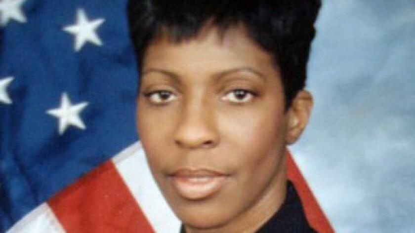 LAPD Sgt. Cheryl Dorsey