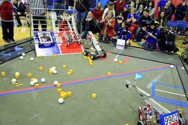 R. Roger Rowe Robotics Tournament