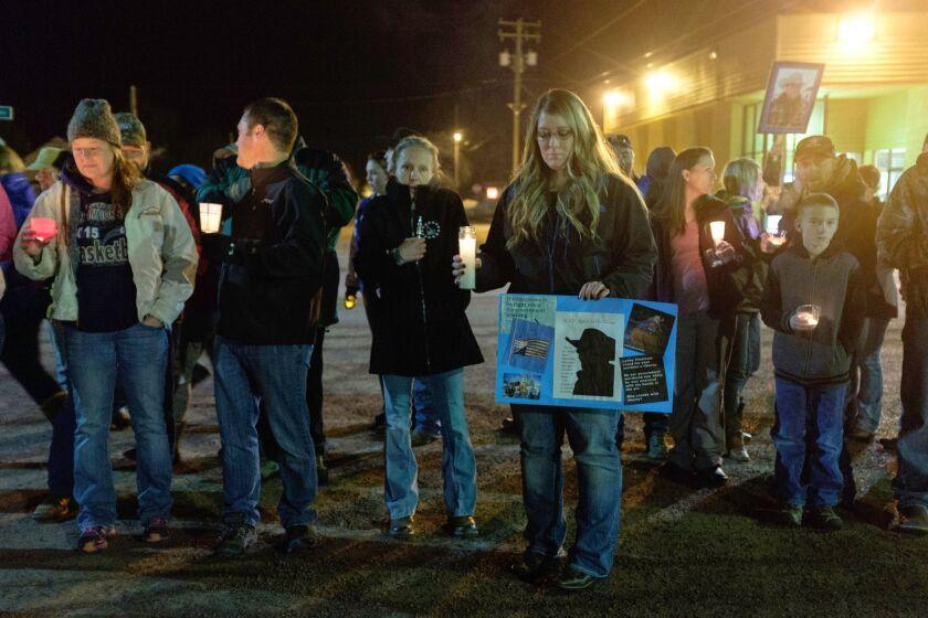 Oregon vigil