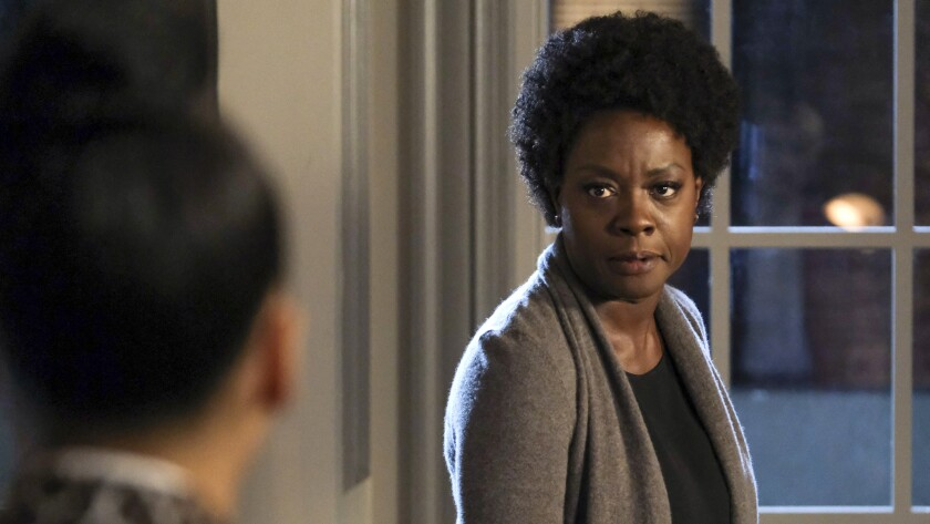 "Viola Davis makes her case in the final season of ""How to Get Away with Murder."""