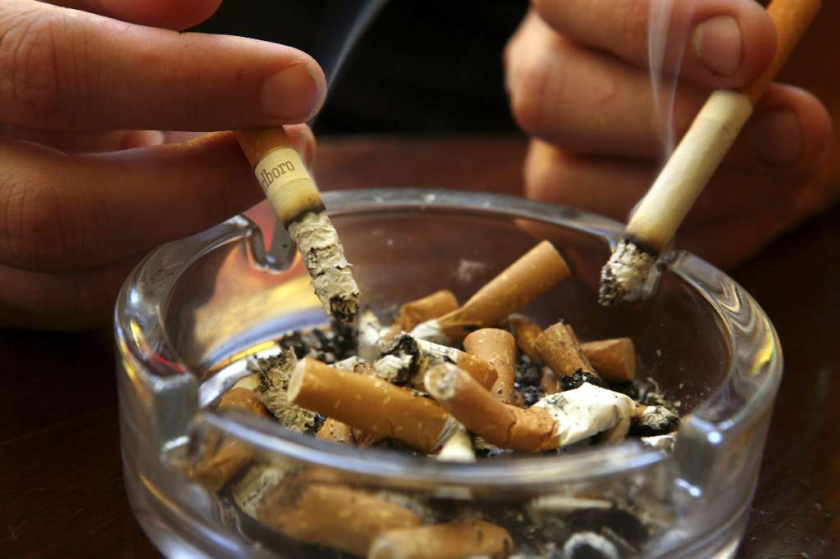 The Kentucky House passed a statewide smoking ban bill on Friday morning.