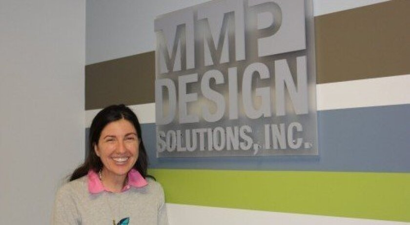 Molly Proul, owner of MMP Design Solutions, will open MMP Home this spring.