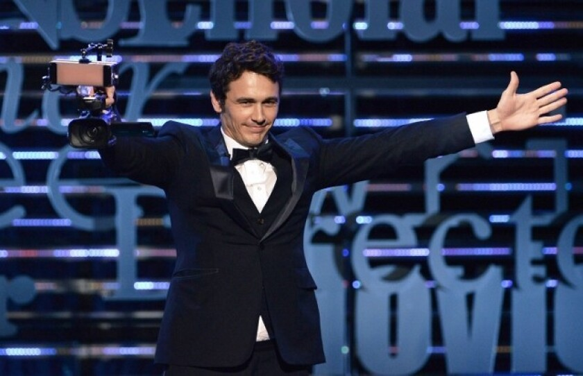 """Polymath actor James Franco is the object of """"The Comedy Central Roast of James Franco."""""""