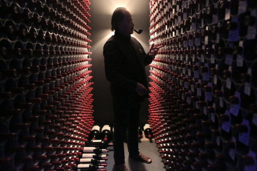 Global Voices: Filmmakers chronicle Chinese run on French wine