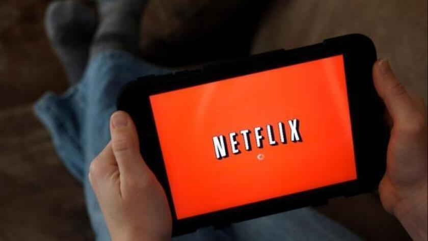 Many California cities are considering imposing taxes on Netflix and other video-streaming services.