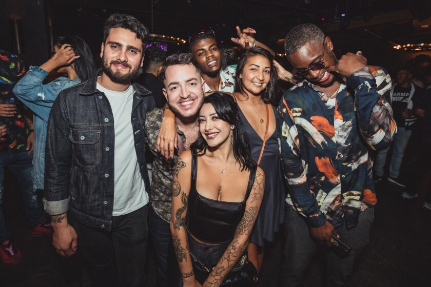 Rapper Waka Flocka Flame showed SD a good time when he appeared at Oxford Social Club over Labor Day weekend.