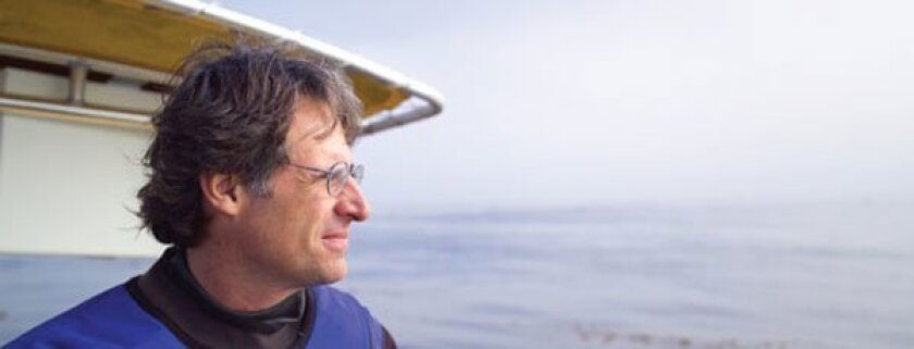 Ed Parnell, Photo: Courtesy Scripps Institution of Oceanography