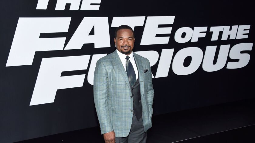 "Acclaimed director F. Gary Gray was so frightened by threats from former rap mogul Marion ""Suge"" Knight during the filming of ""Straight Outta Compton"" that he later refused to cooperate during a grand jury hearing, according to Los Angeles County prosecutors."