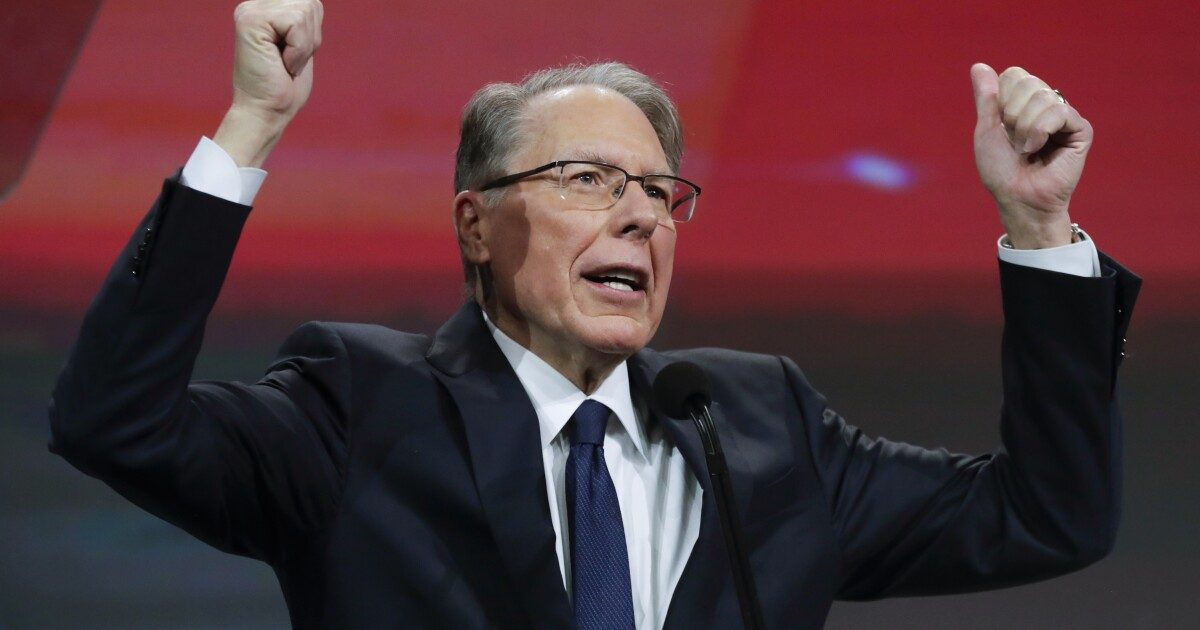 Editorial: The NRA keeps shooting itself in the foot