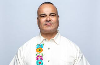Rigoberto González interview at the Festival of Books