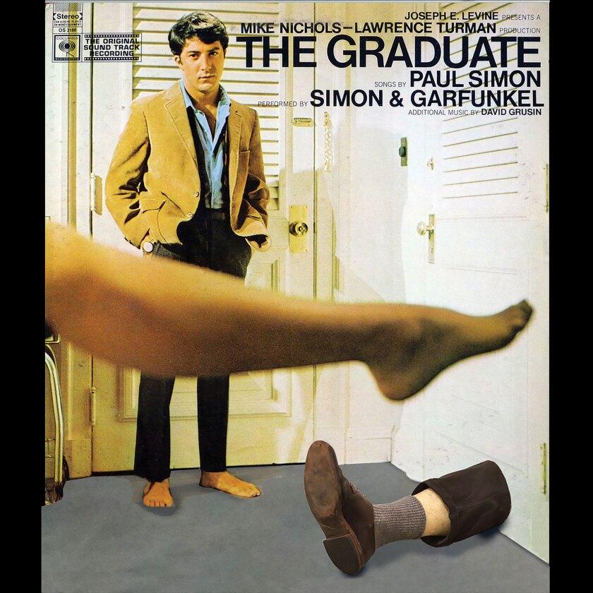 Gary Cannone mock conceptual artist album covers