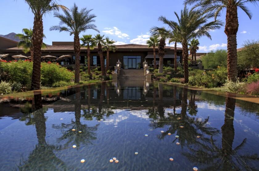 The Ritz-Carlton Rancho Mirage.