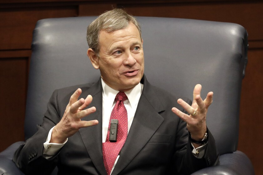 Chief Justice John Roberts may play a pivotal role in deciding whether witnesses can be called.