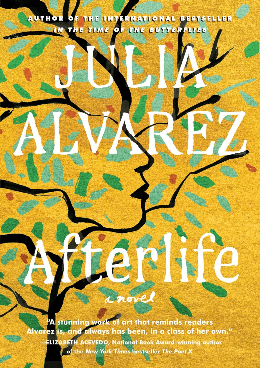 Book Review - Afterlife