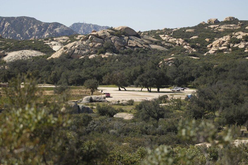 Military-style training facility in Alpine approved - The San Diego