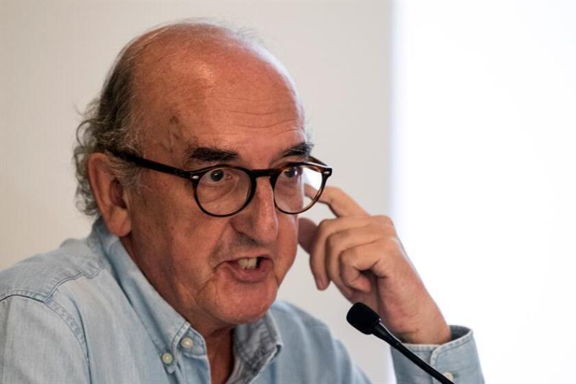 El presidente del grupo multimedia de comunicación Mediapro, Jaume Roures. EFE/Archivo