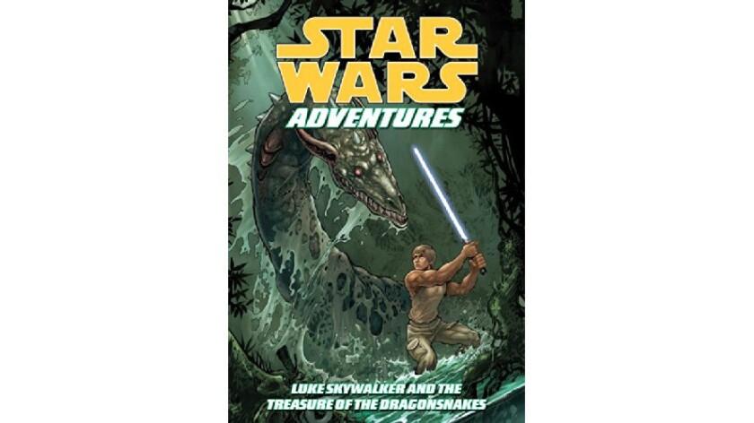 'Luke Skywalker and the Treasure of the Dragonsnakes'