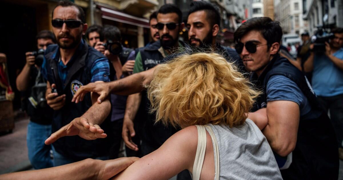 Turkish gay The grim