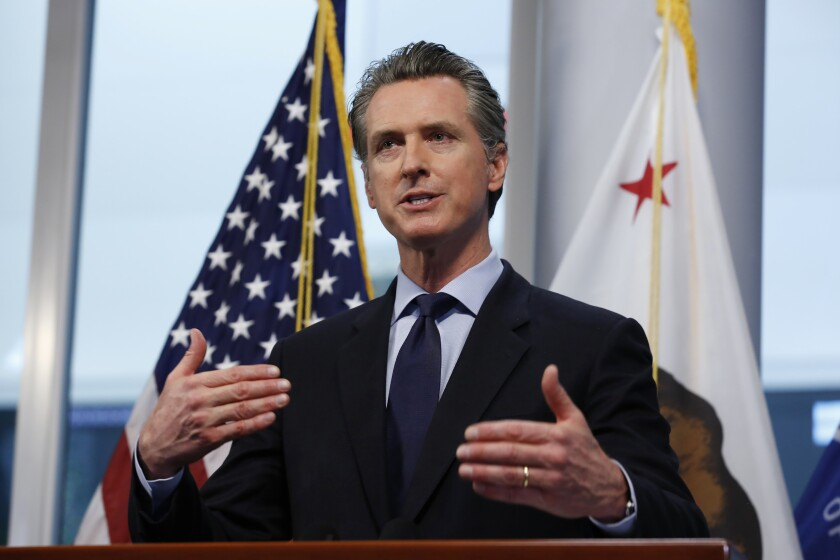 Gov. Gavin Newsom has introduced a phased plan for reopening California businesses.