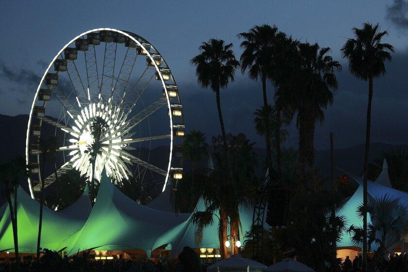 Coachella 4/13