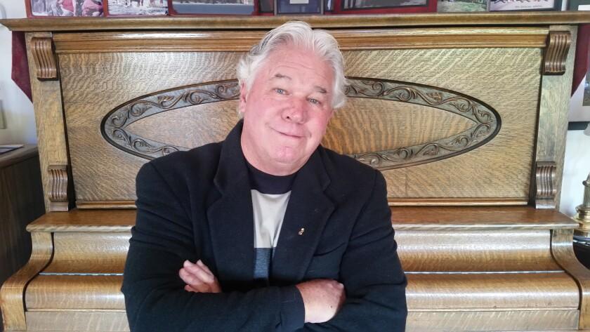 Ramona Community Planning Group member Dan Summers