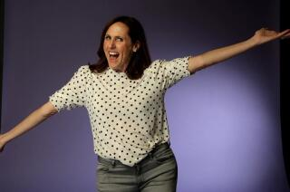 Molly Shannon walks the line between being sympathetic, dark in 'Divorce'