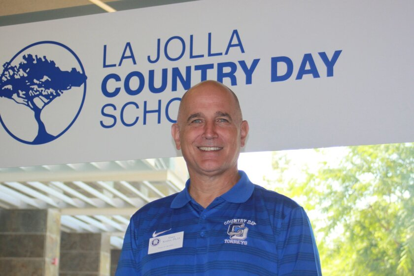 Head of La Jolla Country Day School Gary Krahn.