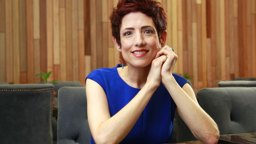 Cookbook author and freelance food and travel writer Susan Russo photographed on Feb. 18, 2014. (Ph
