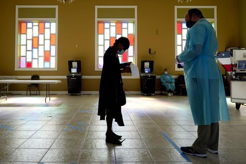Trump gana entre evangélicos blancos; católicos están divididos