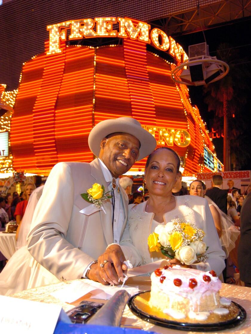 Get married in Las Vegas