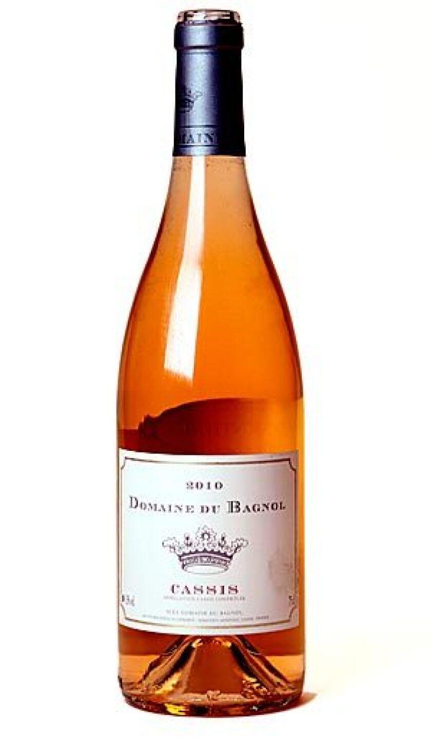2010 Domaine du Bagnol Cassis rosé