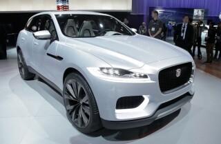 2013 LA Auto Show: Jaguar C-X17
