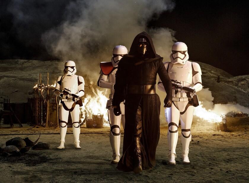 'Star Wars' greed