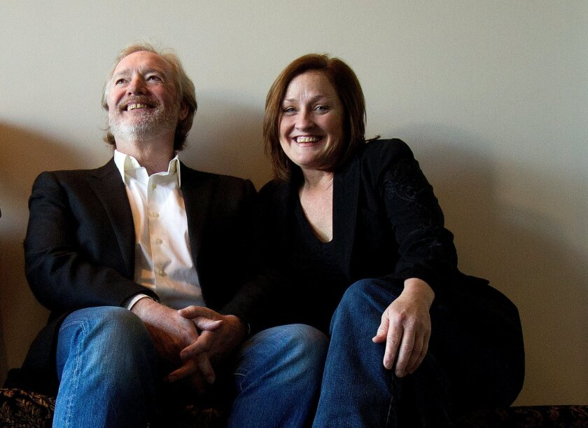Robert Smyth and Deborah Gilmour Smyth head Lamb's Players Theatre.