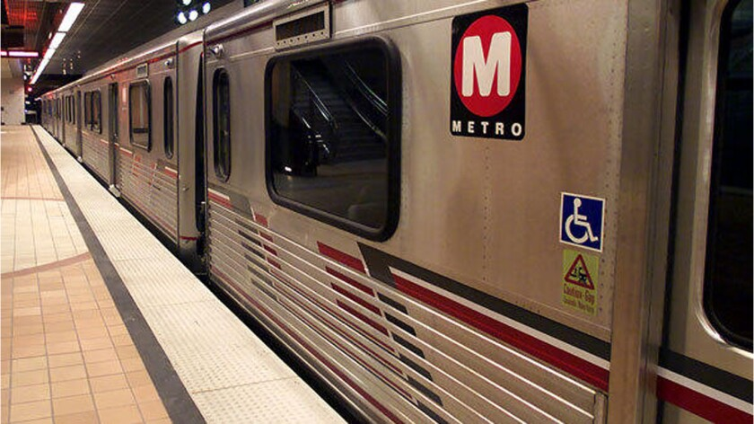 "Federal authorities said Nicholas Teausant, 20, of Acampo, Calif., told a confidential source that he and friends had discussed ""hitting"" Los Angeles on New Year's Eve or New Year's Day, specifically targeting the subway."