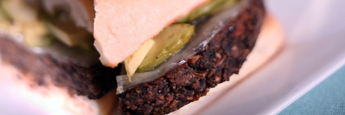 Our favorite vegetarian burger recipes