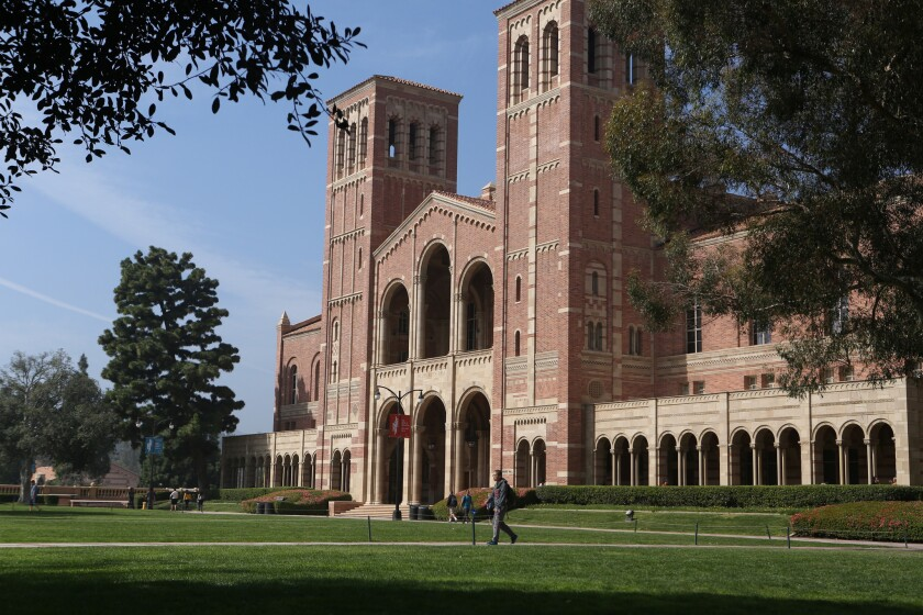 California's three public university systems are fighting federal orders that could force foreign students to leave the U.S.