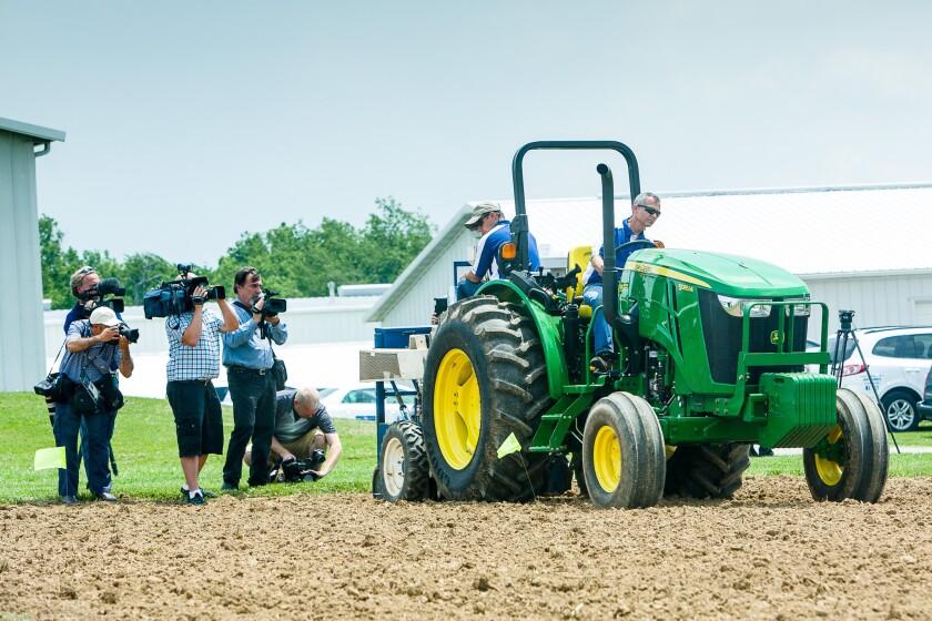 Kentucky hemp farm