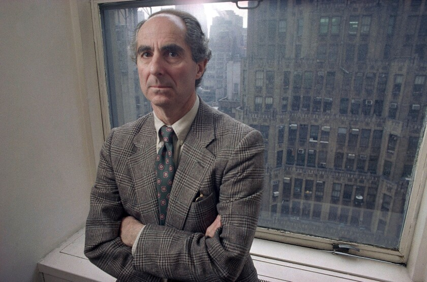 Philip Roth insists he is now finished with fiction.