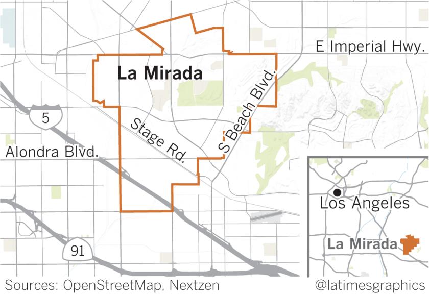 Neighborhood spotlight La Mirada