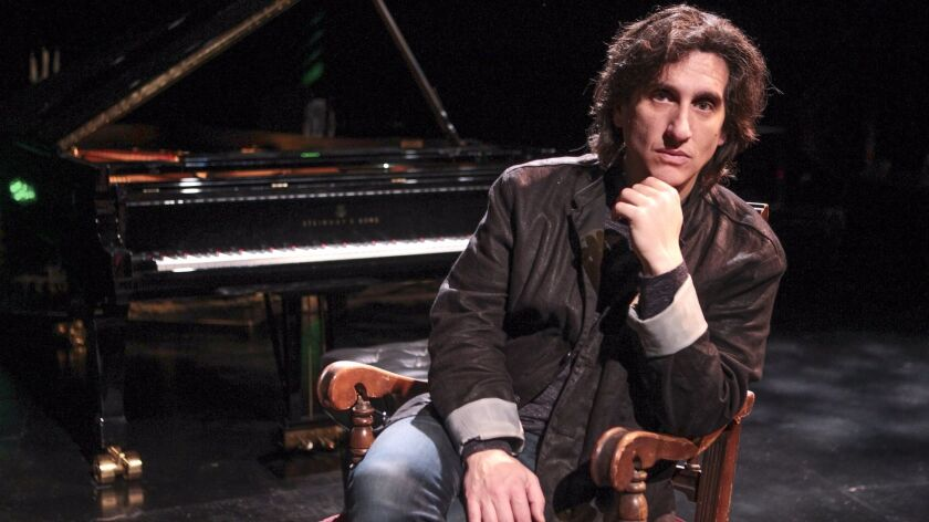 """Hershey Felder will present the world premiere of """"Anna & Sergei"""" at San Diego Repertory Theatre in May 2021."""